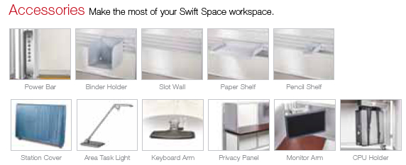 Swiftspace Accessories