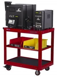 Garner RCC-15 IRONCLAD Data Eliminator Cart Package With TS-1 IRONCLAD / PD-5 / CART-RCC-R Garner RCC-15 IRONCLAD Data Eliminator Cart Package With TS-1 IRONCLAD / PD-5 / CART-RCC-R