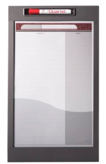 Quartet 72984 InView Custom Whiteboard, 12\