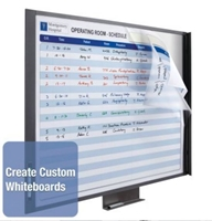Quartet InView Custom Whiteboards - Create Custom Whiteboards