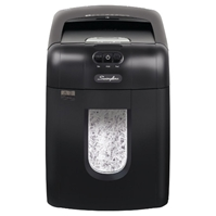 Swingline® Stack-and-Shred™ 130X Auto Feed Shredder