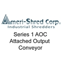 Ameri-Shred Series 1 AOC Attached Output Conveyor Ameri-Shred Series 1 AOC Attached Output Conveyor