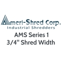 "Ameri-Shred 3/4"" Shred Width for Series 1 Models Ameri-Shred 3/4"" Shred Width for Series 1 Models"