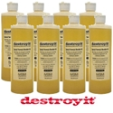Destroyit ACCED 21/8 Shredder Oil, 8 Pints