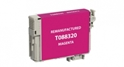 Compatible EPSON 88 INK Magenta - Page Yield 200 inkjet cartridge, remanufactured, compatible, printer, ink, t088320, epson stylus cx4400, cx4450, cx7400, cx7450, nx115, nx215, nx305, nx415 - magenta