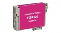 Compatible EPSON 99 INK Magenta - Page Yield 450 inkjet cartridge, remanufactured, compatible, printer, ink, t099320, epson artisan aio 700, 710, 725, 800, 810, 835 - magenta