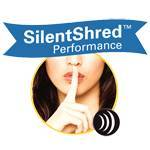 SilentShred Offers ultra-quiet performance for shared workspaces