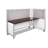 Swiftspace Solo + Single Surface Space-Saver Right 4' x 3' Collapsible Workstation SS5234L5248R