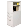 Swiftspace Platinum Finish Right Facing Mobile Tower Box-Box-File Cabinet GSSBBFTOWERR