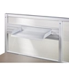 Swiftspace Powdercoated Aluminum Legal Paper Tray GSSLEGALPAPERSHELF