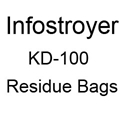 Infostroyer KD-100 Residue Bags-Extvac-6G for KD-100