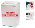 Intimus 175 Hybrid High Security P-7 Paper/CD Shredder