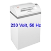 Intimus Pro 120 CP7 NSA/CSS 02-01 Approved Commercial Paper Shredder 230 VOLT, 50 HZ Intimus Pro 120 CP7 NSA/CSS 02-01 Approved Commercial Paper Shredder 230 VOLT, 50 HZ