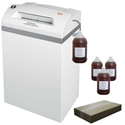 Intimus Pro 120 CP4PKG Shredder Package with Bags, Oil and Oiler Intimus Pro 120 CP4PKG Shredder Package with Bags, Oil and Oiler