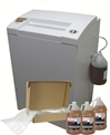 Intimus Pro 175 CP4PKG Shredder Package with Bags, Oil and Oiler Intimus Pro 175 CP4PKG Shredder Package with Bags, Oil and Oiler