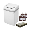 Intimus Pro 60 CP4PKG Shredder Package with Bags and Oil Intimus Pro 60 CP4PKG Shredder Package with Bags and Oil