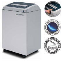 Kobra 270 TS S5 Touch Screen Strip Cut Office Shredder