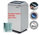 Kobra 270 TS C4 Touch Screen Cross Cut Office Shredder with Automatic Oiler Kobra 270 TS C4 Touch Screen Cross Cut Office Shredder with Automatic Oiler