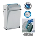Kobra 240 SC Smart Card High Security Shredder NSA/CSS 9-12 Approved for Destruction of Smart Cards