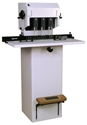 Lassco FMMS-3 3-Spindle Fixed Heads Paper Drill Lassco FMMS-3 3-Spindle Fixed Heads Paper Drill