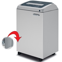 New ProSource AB125 SecuroShred™ Touch Screen High Security Office Shredder equivalent to the Kobra 310 TS HS6 Shredder - PSP TS HS6 AB125
