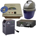 Security Bundle 15: AML 151 EXTVAC Bundle, AML-6KG and Garner HD-3WXL