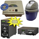 Security Bundle 17: AML 151 EXTVAC Bundle, Garner HD-2X and Garner PD-5 Plus