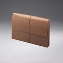 Smead 71376 Leather-Like Expanding Wallets with Elastic Cord Folders