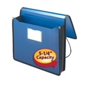 Smead 71503 Poly Premium Wallets (Bundle: 12 EA) File Labels