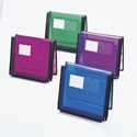Smead 71951 Poly  Wallets (Bundle: 12 EA) File Pocket