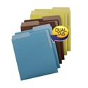 Smead 75405 Organized Up Heavyweight Vertical File Folder (Bundle: 10 PK) File Labels
