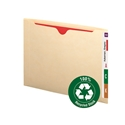 Smead 76530 100% Recycled End Tab File Jackets Classification Folders