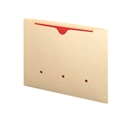 Smead 76900 End Tab Dental-Style File Jacket Expanding Wallet
