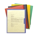 Smead 85740 Poly Opaque Project Jackets (Bundle: 30 PK) Fastener Folders