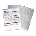 Smead 85751 Poly Translucent Project Jackets (Bundle: 30 PK) Hanging Folders
