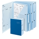 Smead 89200 10-Pocket Project Organizer (Bundle: 10 EA) Fastener Folders