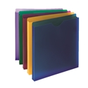 Smead 89610 Poly File Jackets (Bundle: 5 PK) File Labels