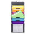Smead 92060 Cascading Wall Organizer (Bundle: 12 EA) File Pocket