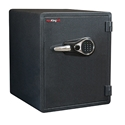 FireKing KY1915-1GREL Electronic Fire Proof Business Safe, 6 Locking Bolts FireKing KY1915-1GREL Electronic Fire Proof Business Safe, 6 Locking Bolts